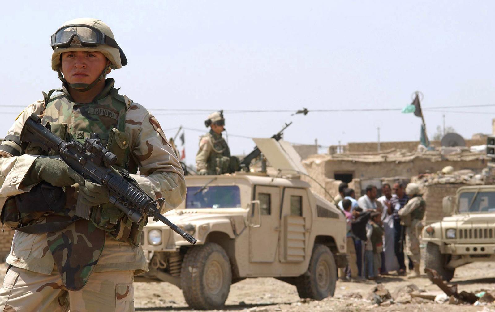 США сократят количество военных в Ираке и Афганистане