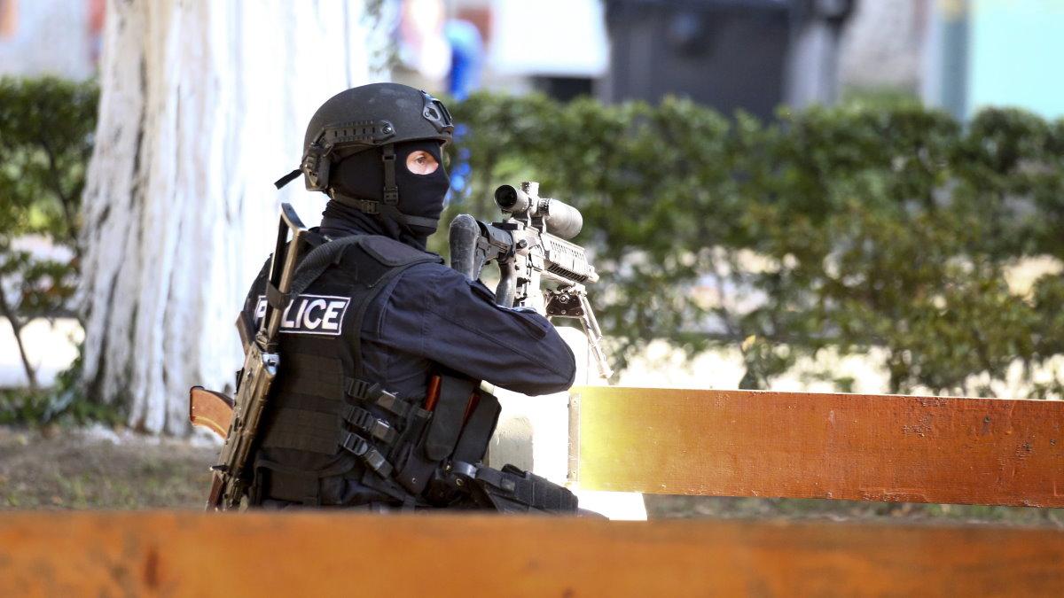 Захватчик заложников в Грузии назвал свои требования