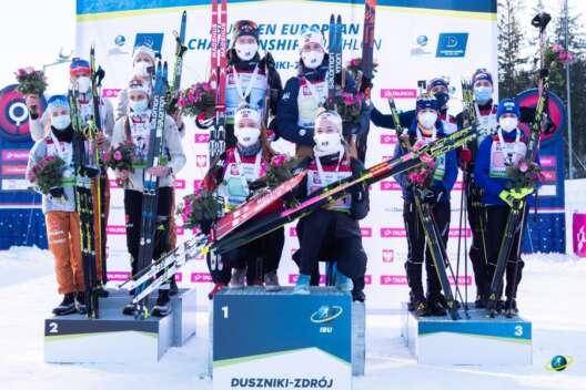Сборная Украины на позитиве завершила чемпионат мира по биатлону-1200x800