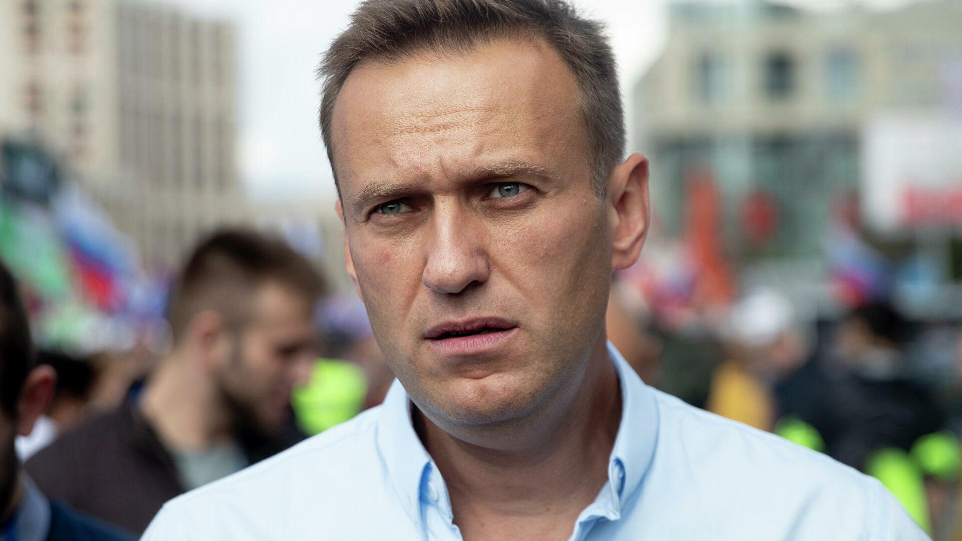 США готовят новые санкции против РФ из-за отравления Навального