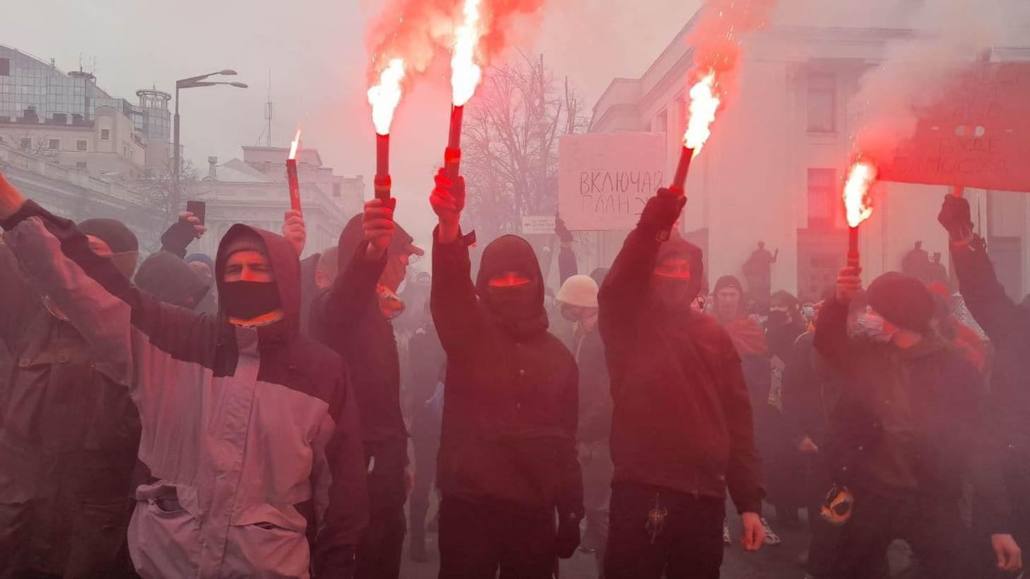 Генпрокурора в отставку. Как радикалы снова требовали освободить Стерненко  - FreeAds World Новости