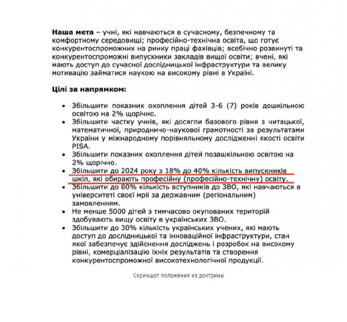 Страна ПТУ-шников: новая доктрина Слуги народа - фото 1