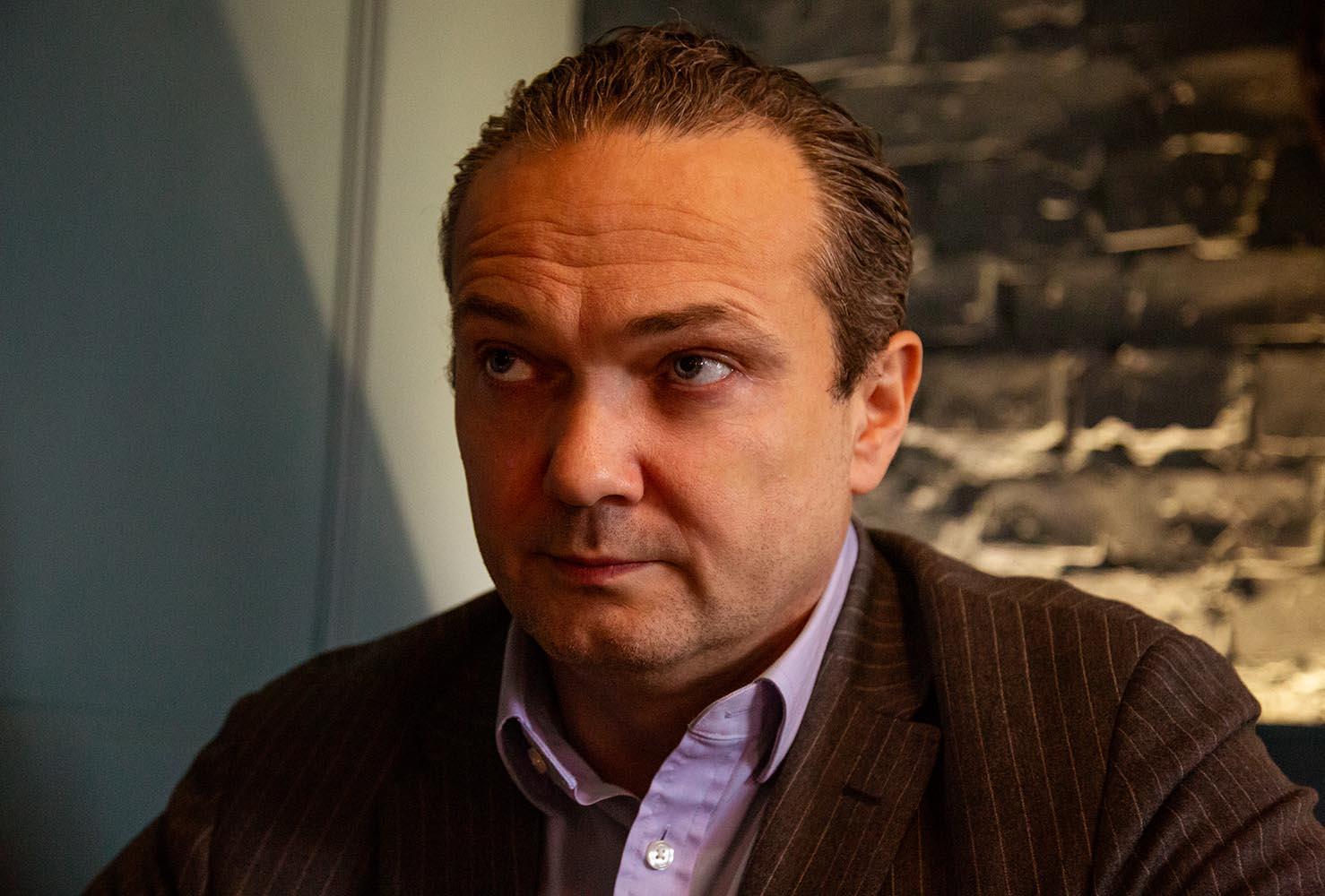 Иракли Эзугбая уволился из Укрзализныци