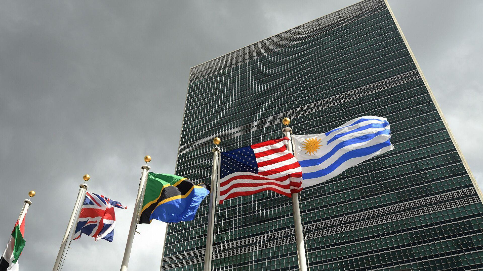 В ООН состоится неформальное заседание по Крыму