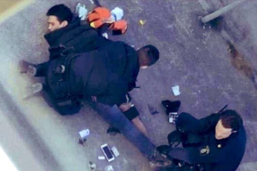 В Швеции мужчина с ножом напал на людей-1200x800