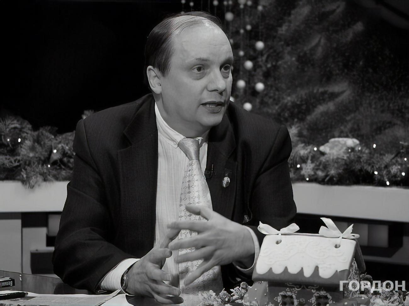 Умер бывший пресс-секретарь Вячеслава Чорновила Понамарчук