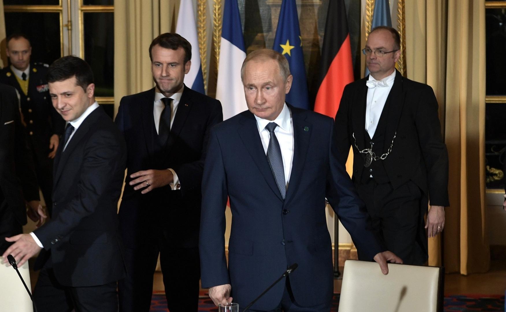 Зеленский встретится с Путиным? Песков рассказал о планах Кремля