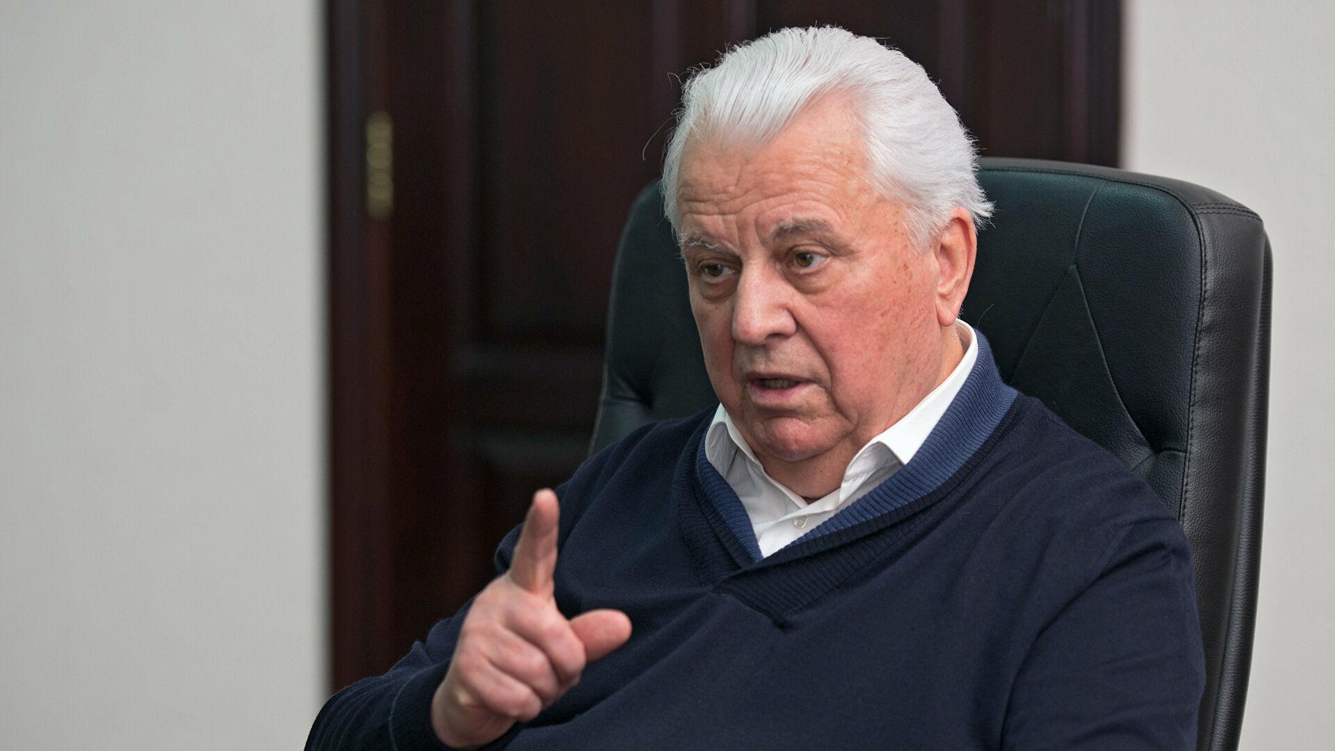 Кравчук назвал Беларусь холуем России, а Украину - ее врагом