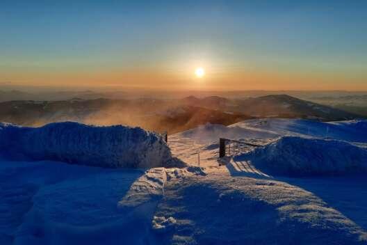 В Карпатах посреди апреля похолодало до 11 градусов мороза-1200x800