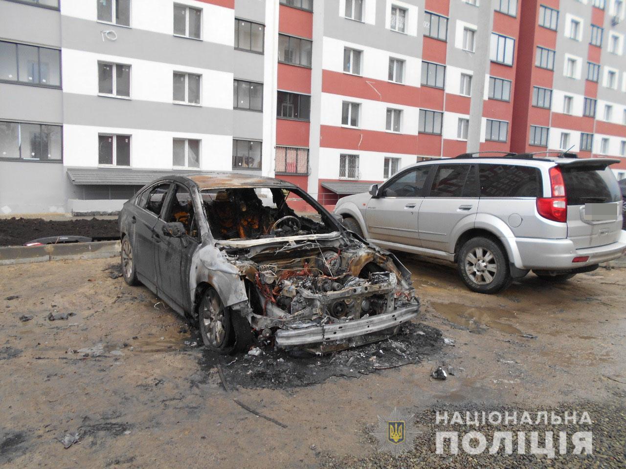 Сепаратизм вредит здоровью - в Харькове неизвестные сожгли две машины - фото 1
