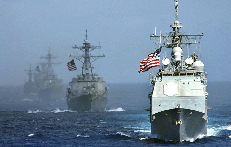 США  собираются отправить военные корабли в Черное море