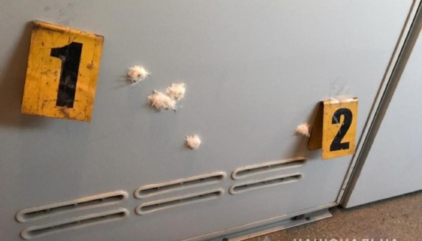 Стрельба в поезде Константиновка-Киев: в полиции рассказала новые детали