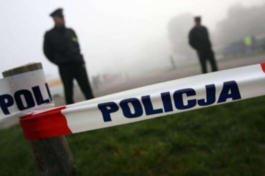 Польская полиция нашла в лесу тело заробитчанина из Украины-1200x800