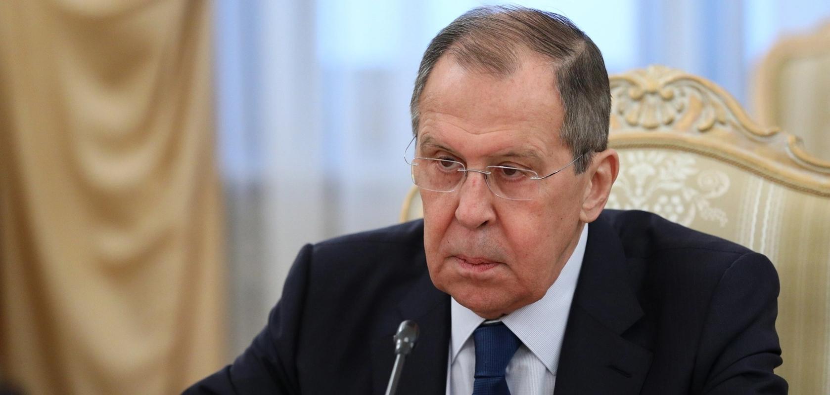 """В Кремле разрешили Лаврову использовать в отношении США """"любой лексикон"""""""