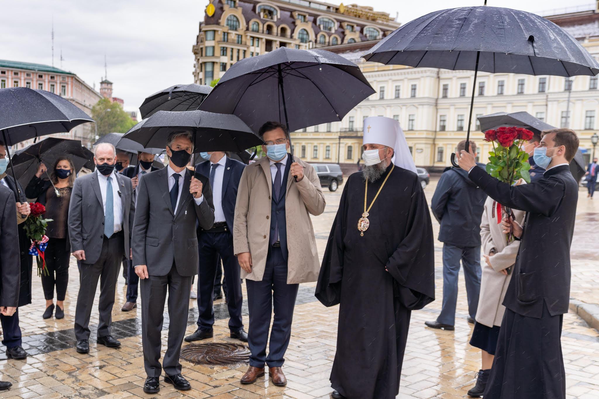 Мрачный момент: Блинкен поделился впечатлениями от Украины - фото 1