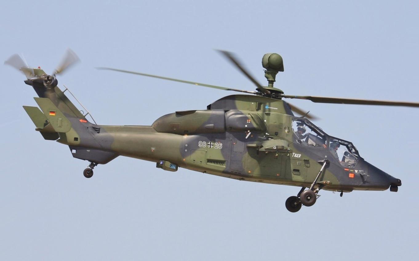 В Словении попал в аварию вертолет НАТО