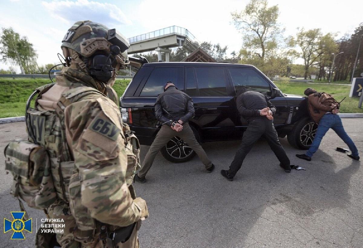 В Киевской области СБУ обезвредила банду бывших атошников - фото 2