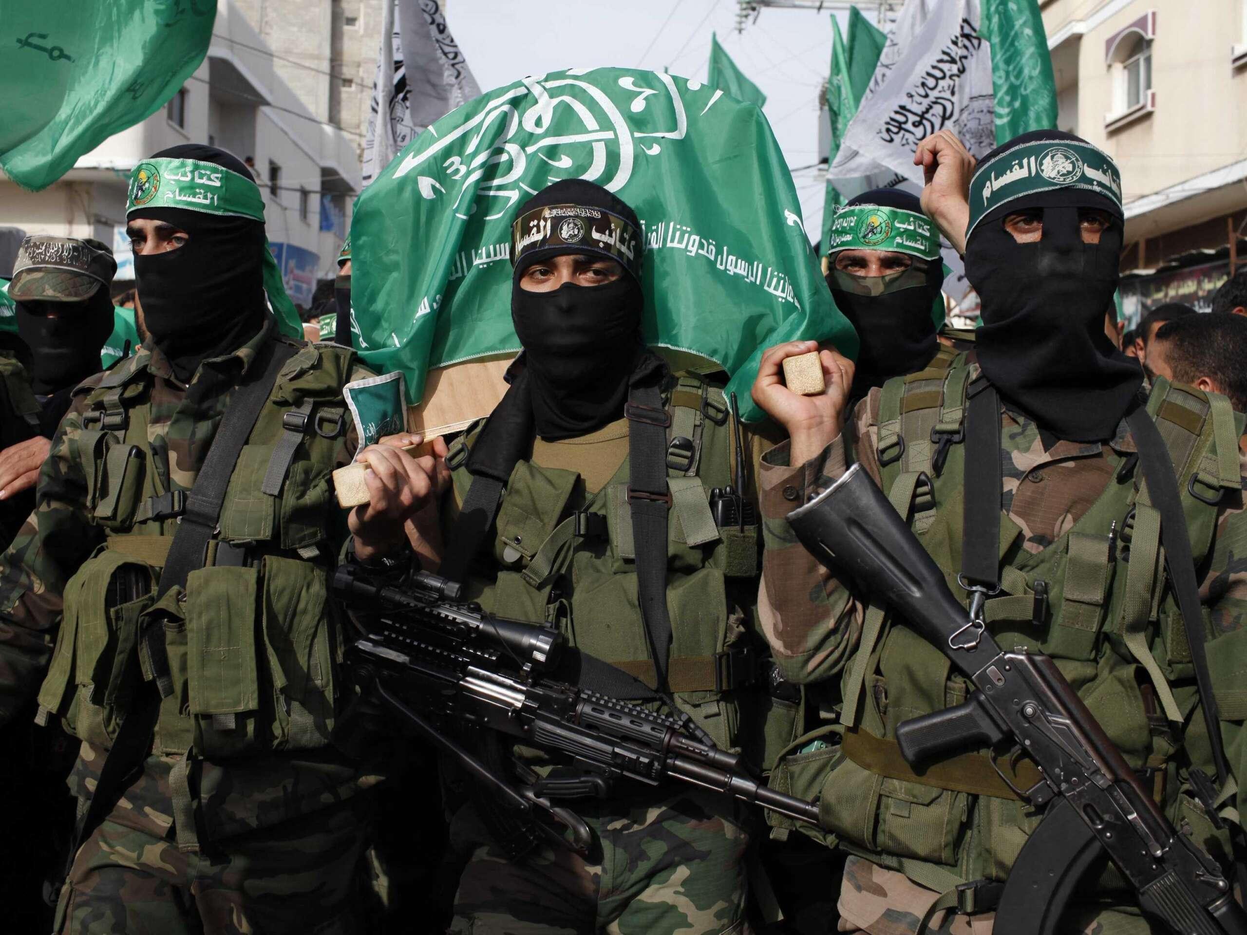 Украина намерена признать ХАМАС террористической организацией