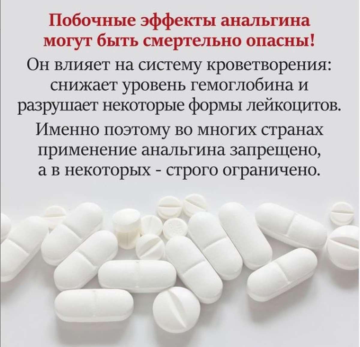 Доктор Комаровский рассказал о смертельной опасности анальгина - фото 1