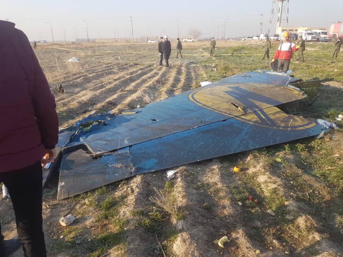 Канадский суд признал терактом крушение украинского Boeing в Иране
