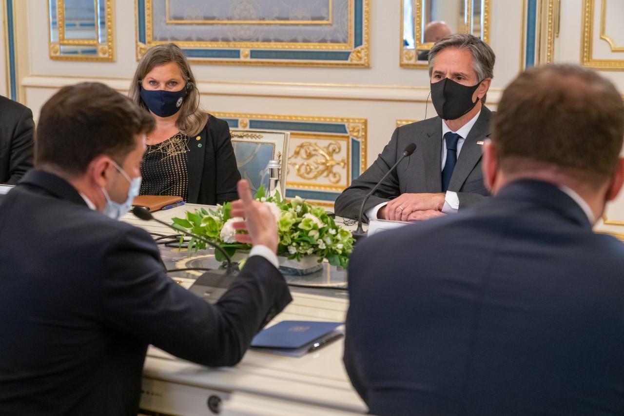 Мрачный момент: Блинкен поделился впечатлениями от Украины - фото 2