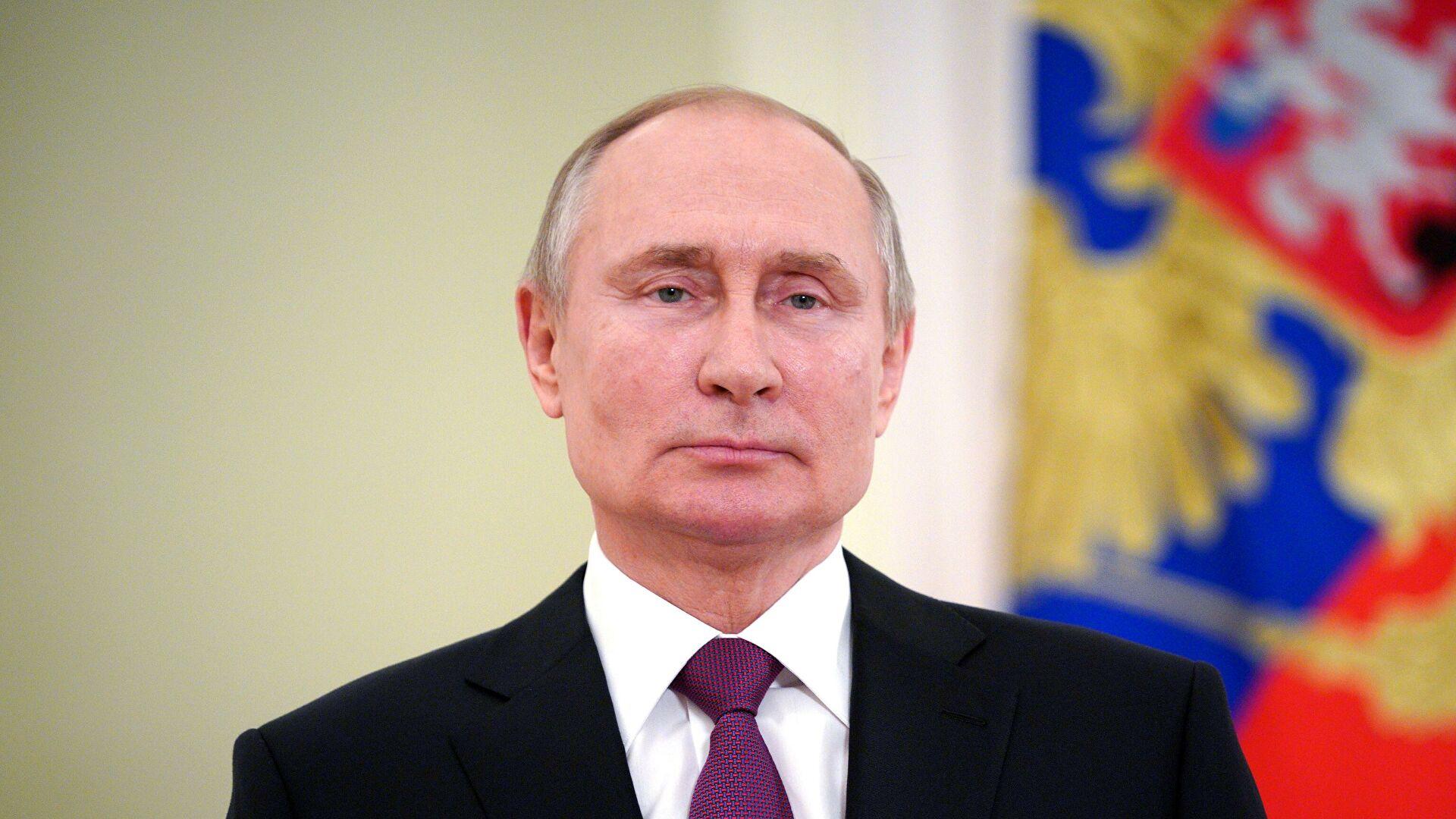 Путин: Мы зубы выбьем всем так, чтобы они не могли кусаться