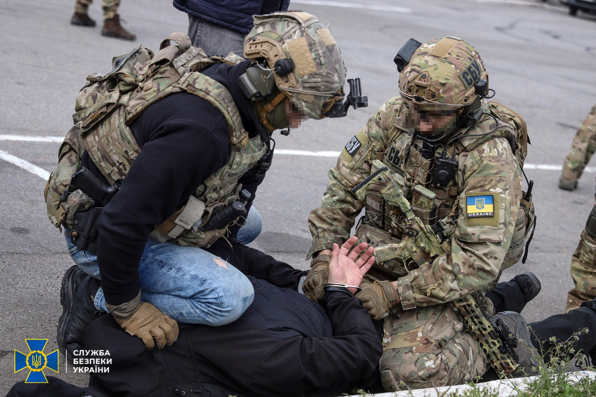 В Киевской области СБУ обезвредила банду бывших атошников - фото 1