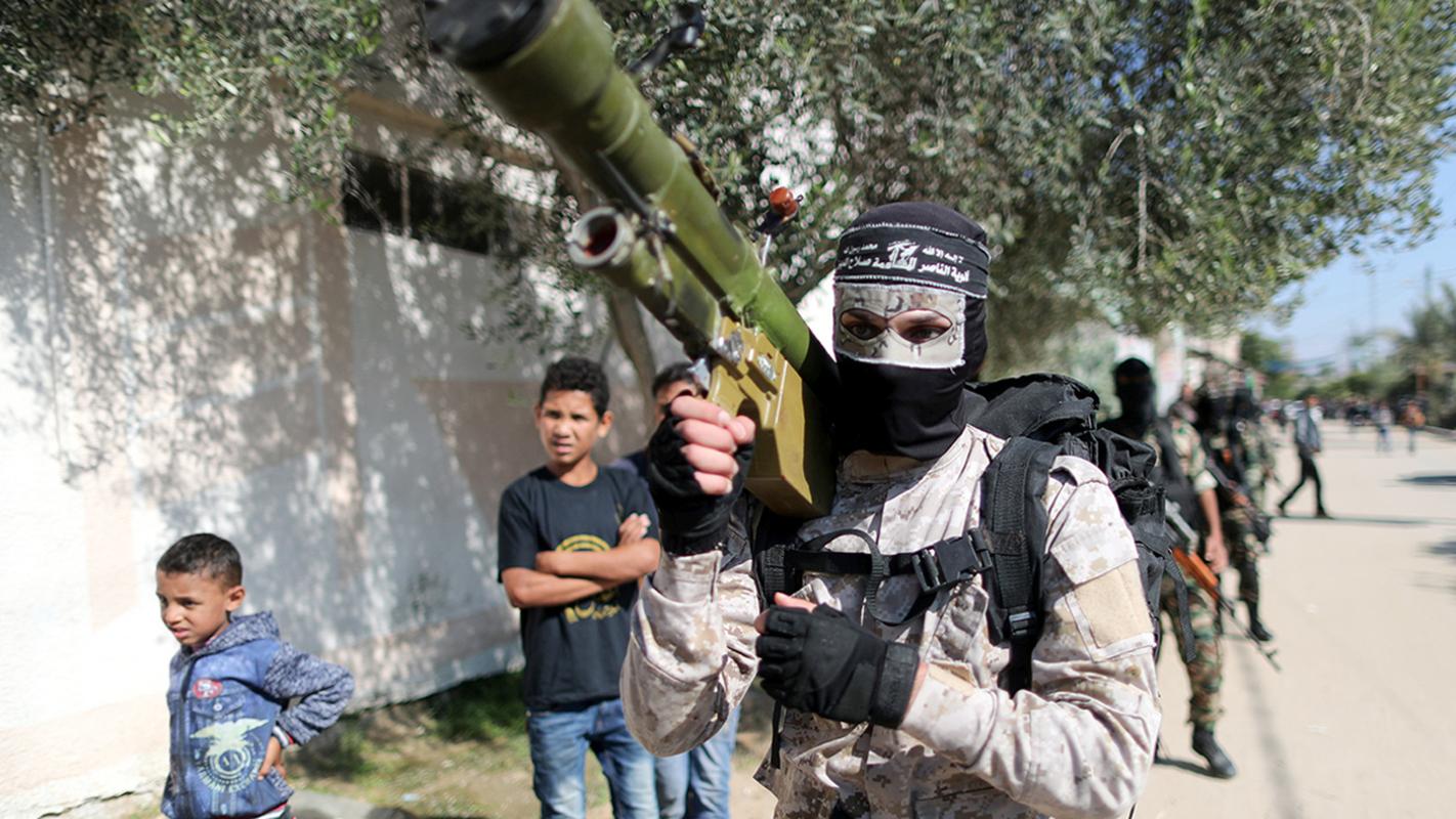 Израиль согласился прекратить обстрелы сектора Газа