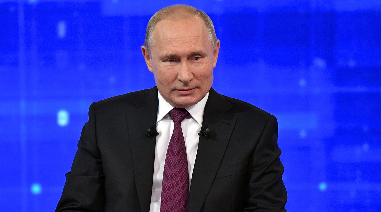 Путин не считает украинцев недружественными