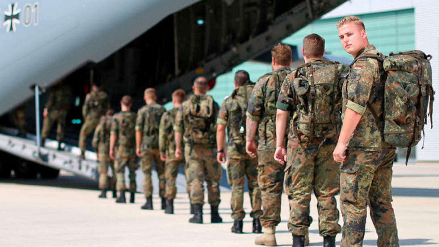 Германия вывела свои войска из Афганистана