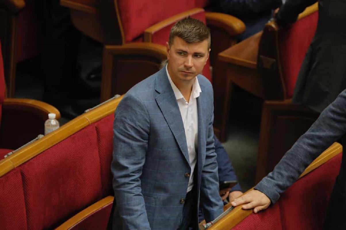 """Экс-""""слуга"""" Поляков будет голосовать за закон об олигархах"""