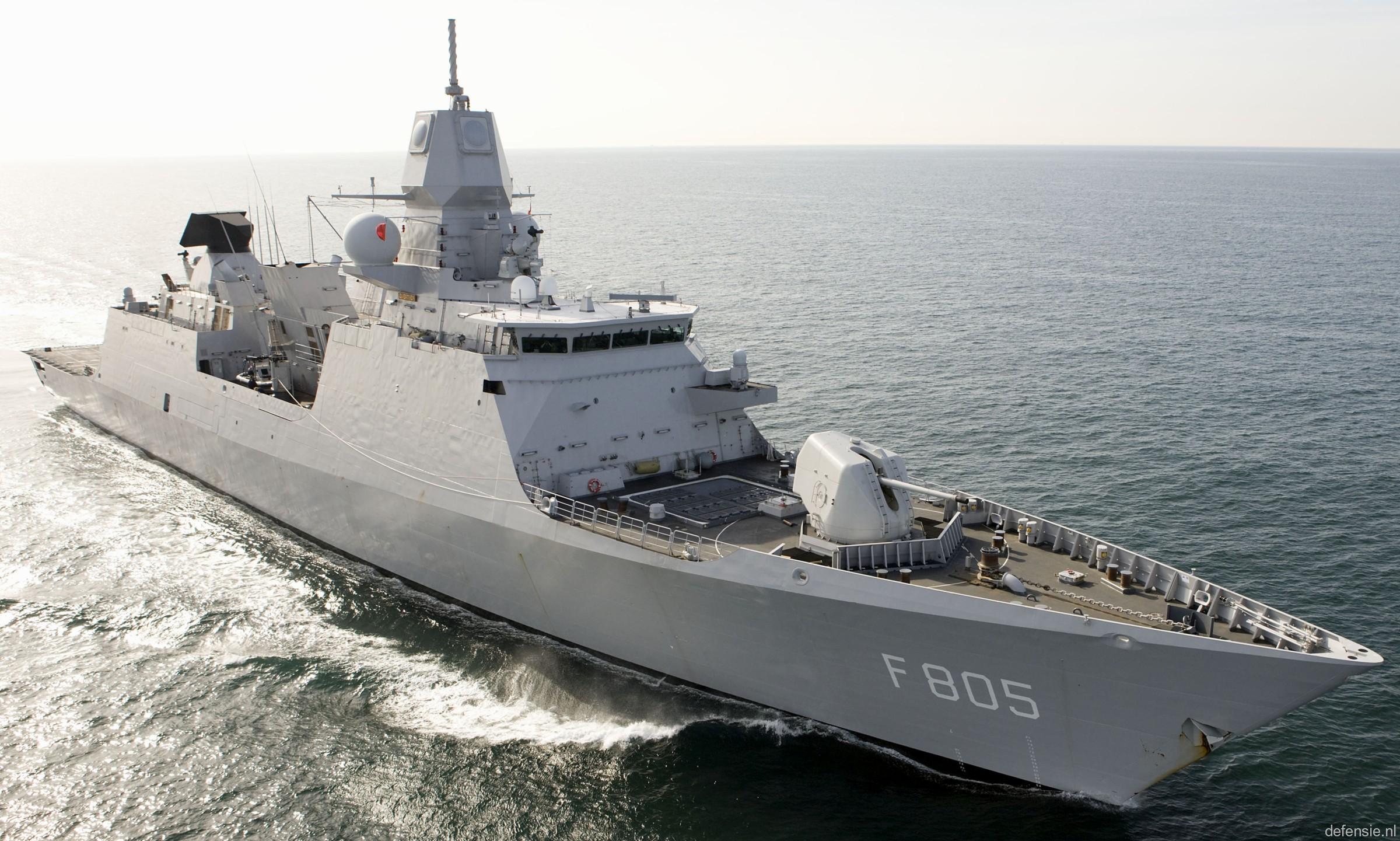 """Нидерланды обвинили Россию в """"имитации атаки"""" на их фрегат"""