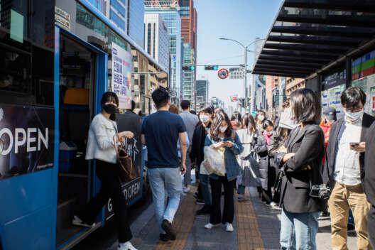 Южная Корея ослабила ограничения – зрителей будут пускать на концерты-1200x800