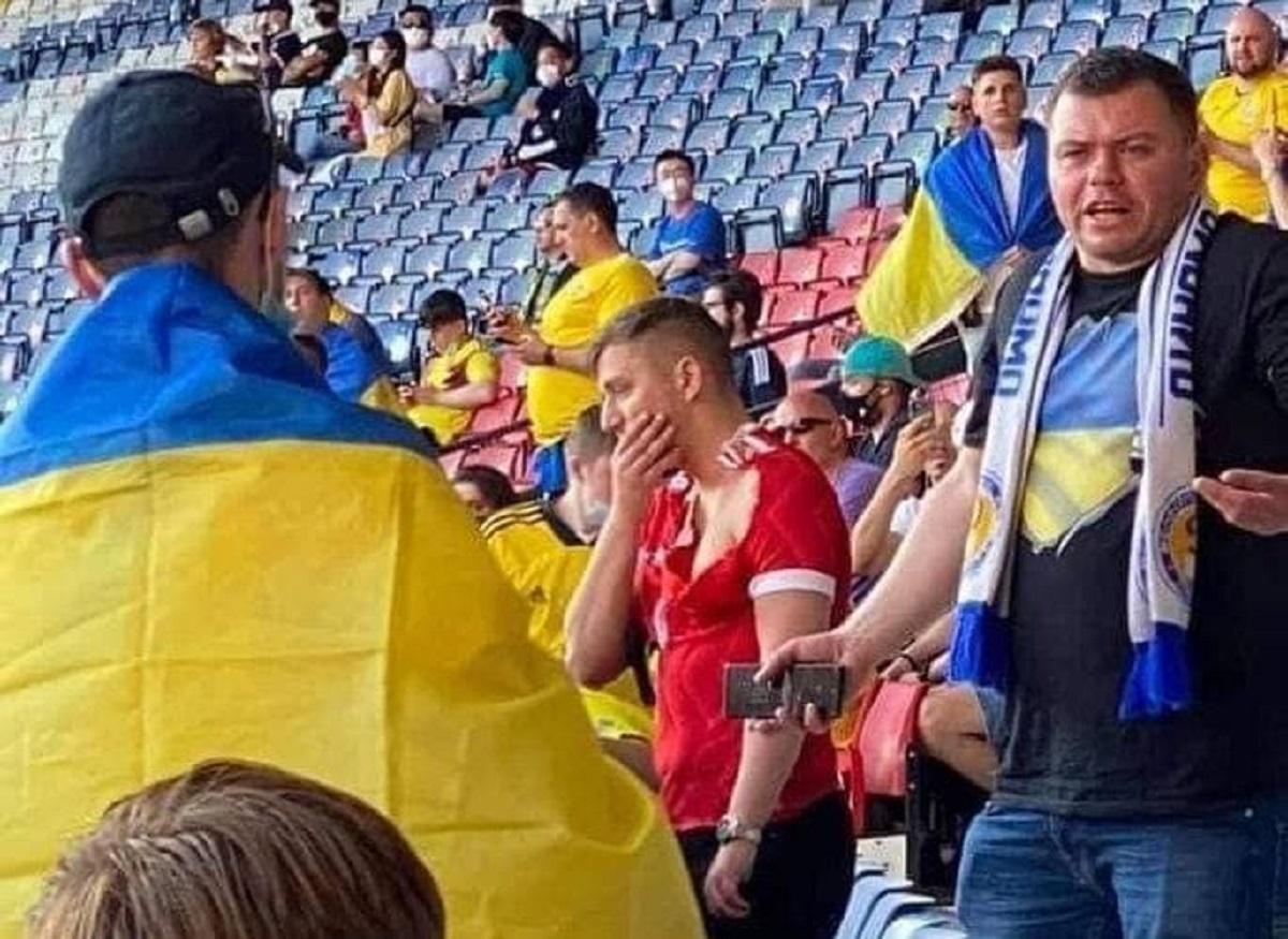 Россиянин рассказал подробности нападения на украинского болельщика
