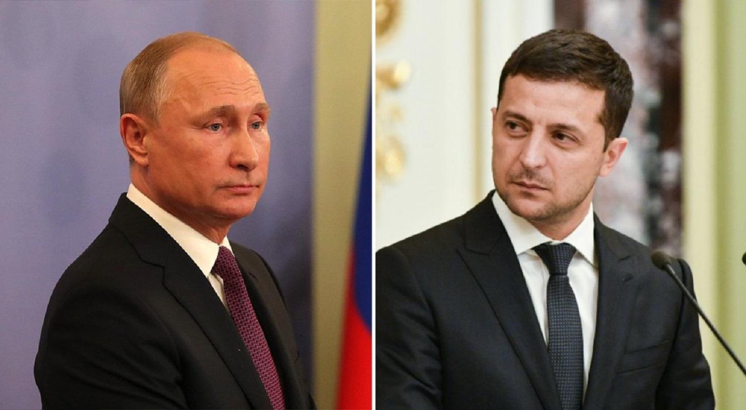 У Зеленского отреагировали на заявления Путина о встрече