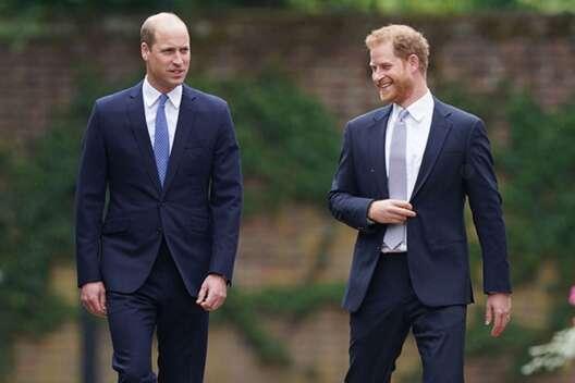 Принцы Уильям и Гарри могут помириться – инсайдер-1200x800