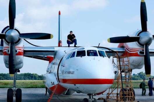 В Турцию прилетели украинские пожарные самолеты: они помогут тушить леса-1200x800
