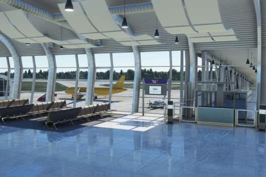 Минирование Львовского аэропорта: сумку подорвали – взрывчатки не было