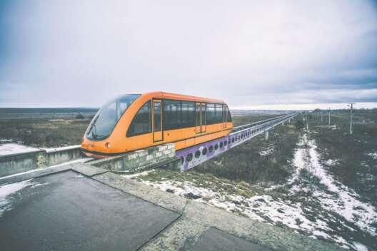 Из Киева в Ирпень — по монорельсу. Появится ли в пригороде новый транспорт-1200x800
