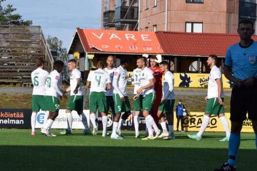 Ворскла и КуПС сыграли в новом турнире еврокубка вничью