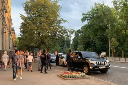 Координатора Патриотов - за жизнь Олега Ширяева задержали в Харькове-1200x800