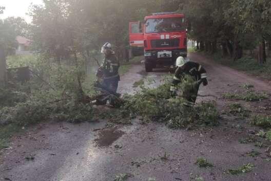 Самолет не смог приземлиться, вместо улиц – озера: в Черновцах бушует буря-1200x800