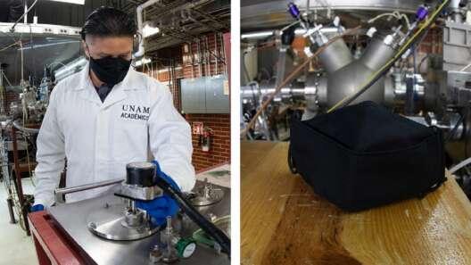 Мексиканские ученные создали многоразовую маску, нейтрализующую коронавирус - фото 2