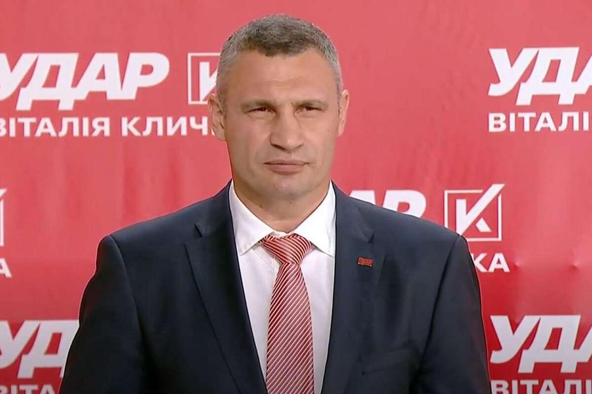 Кличко готовит УДАР: зачем партия мэра Киева развернула агиткампанию
