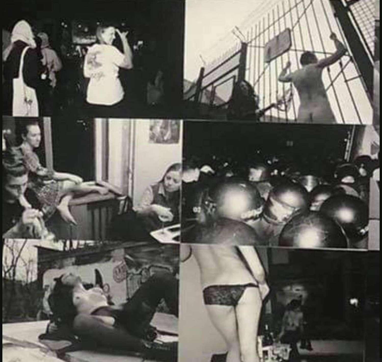 Гениталии и пьяные девушки в Мыстецком Арсенале за 1,5 млн грн - фото 6