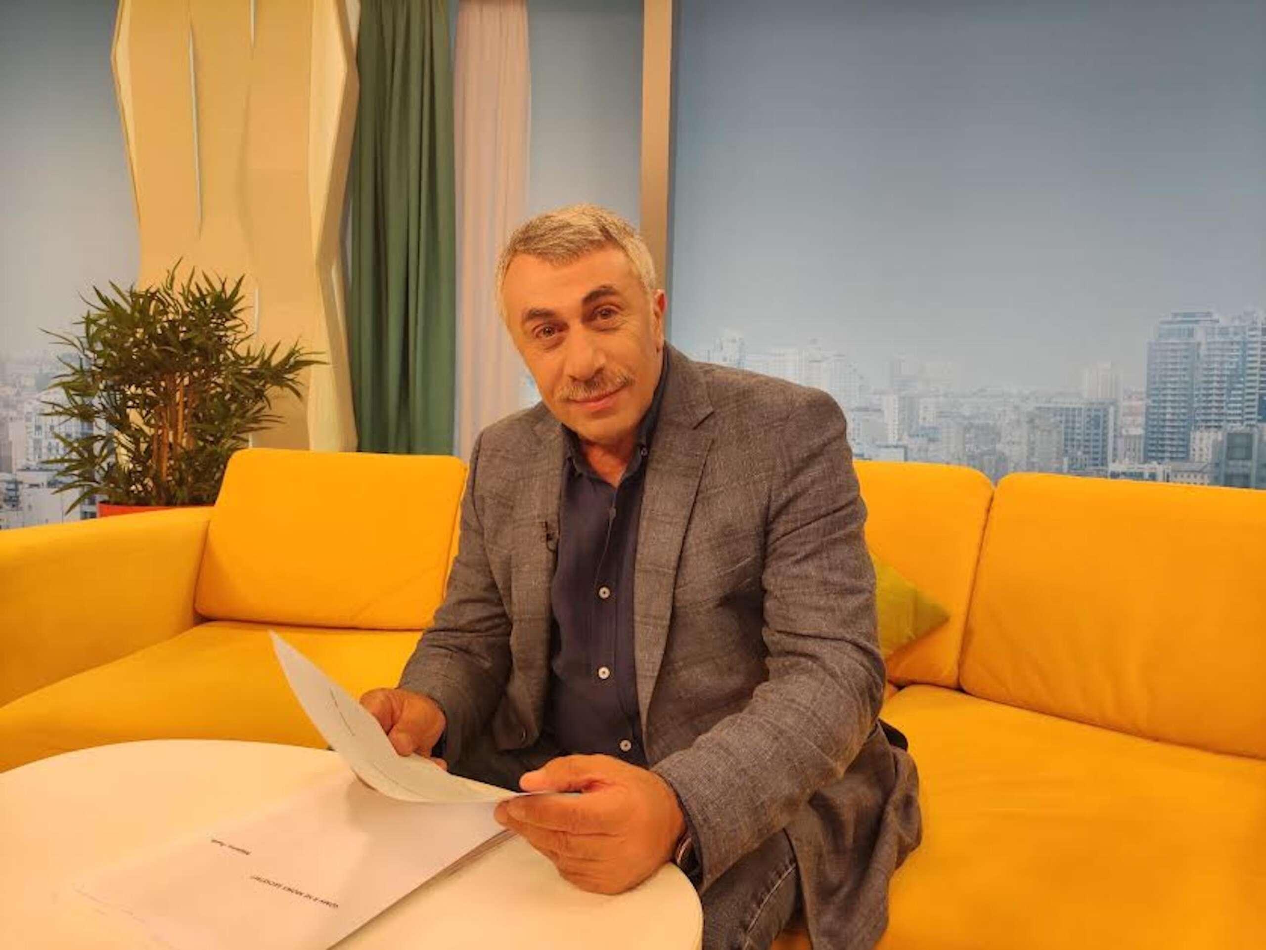 Доктор Комаровский настаивает - переболевшим ковидом надо вакцинироваться