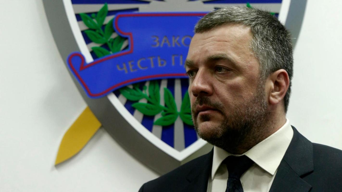 Как прокурору Майдана Махницкому в отместку сожгли элитное авто