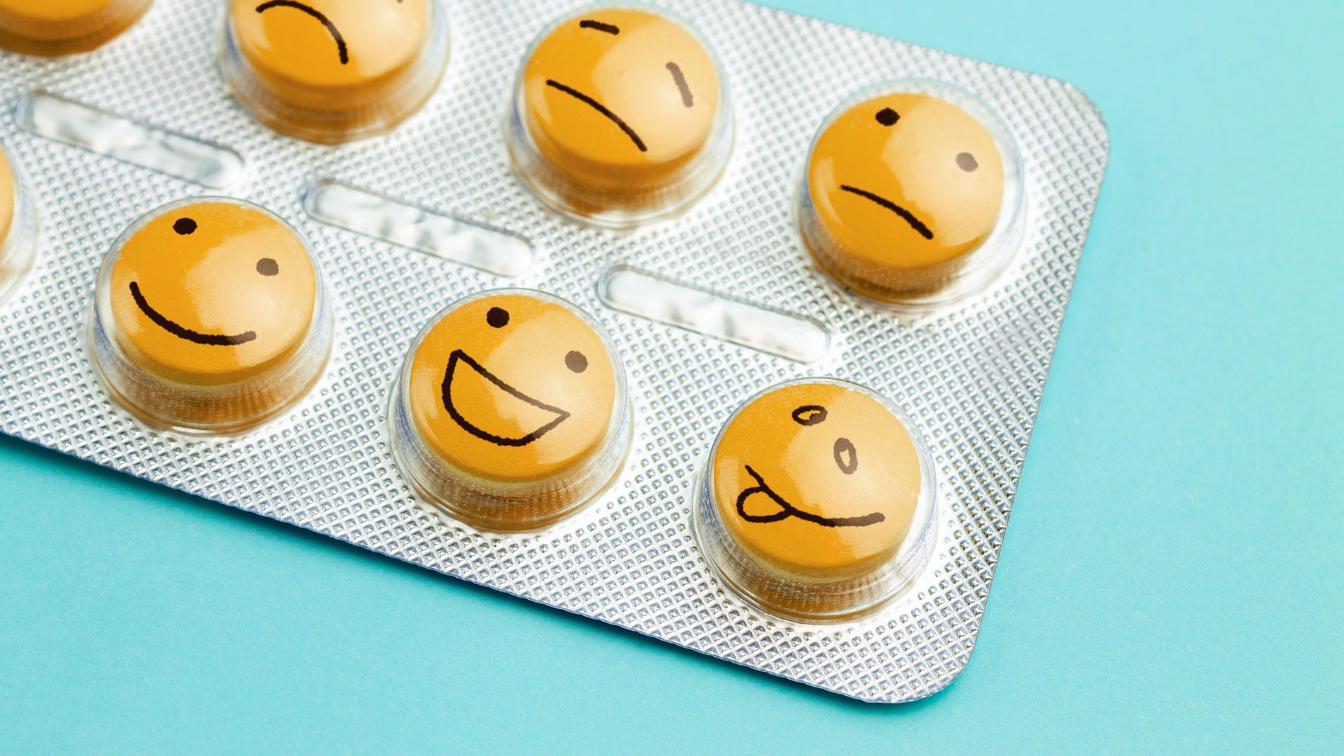 Как работают антидепрессанты и какие побочные эффекты возможны - фото 1