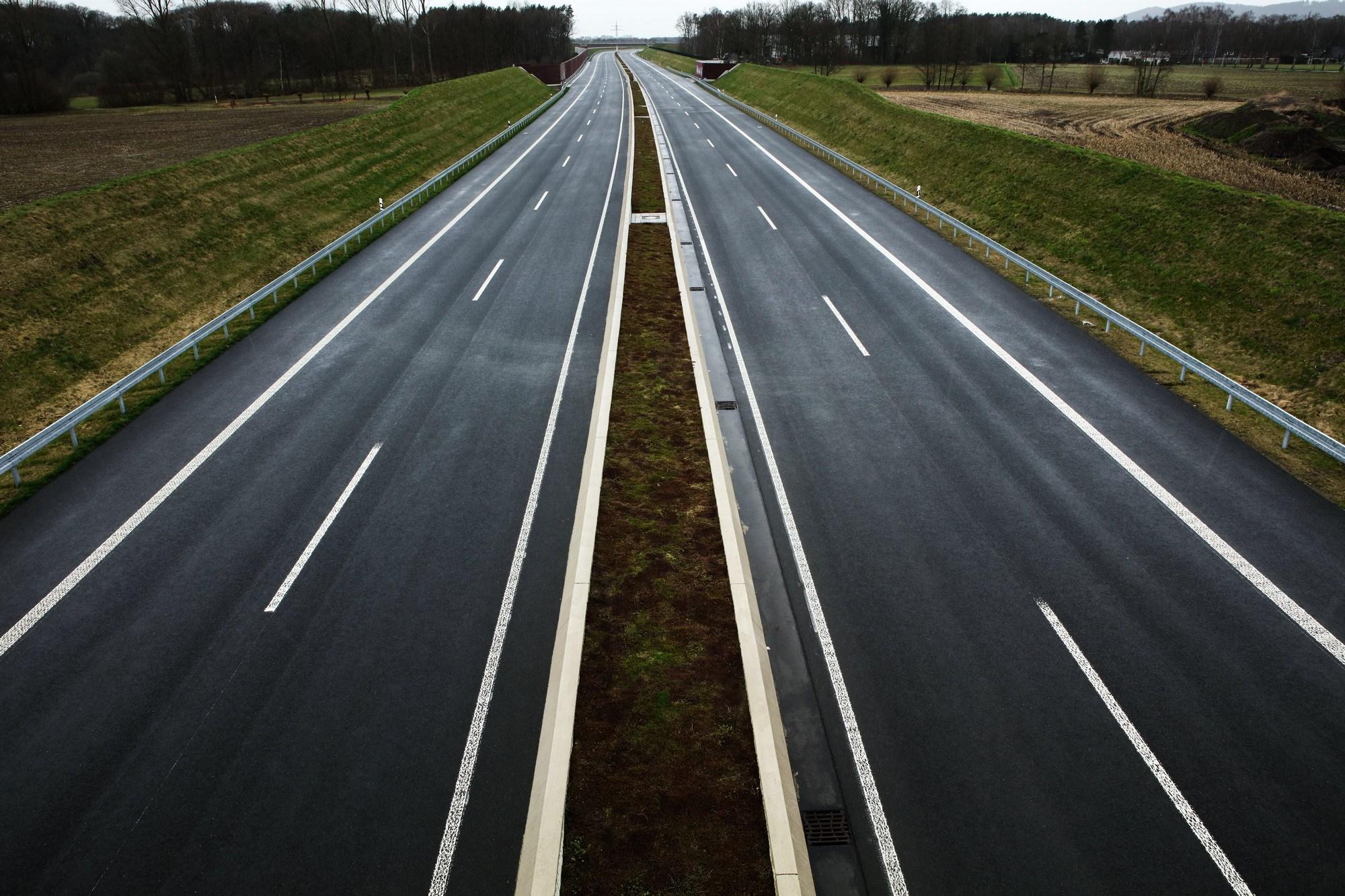 В 2022 году на дороги в Украине собираются направить 124 млрд грн