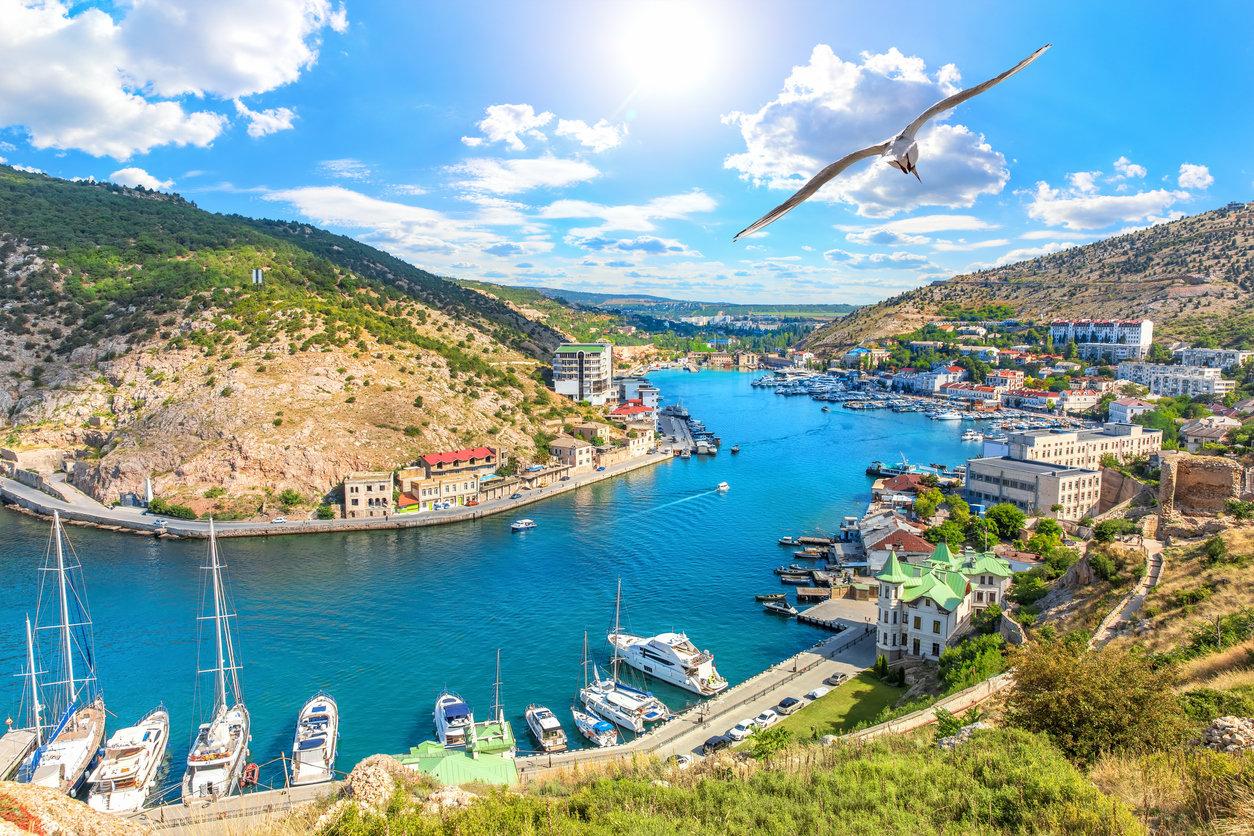 Новый город в Крыму построят вместо опреснителя